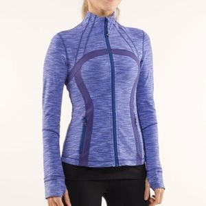 Lululemon Define Jacket Royalty Space Dye Royalty